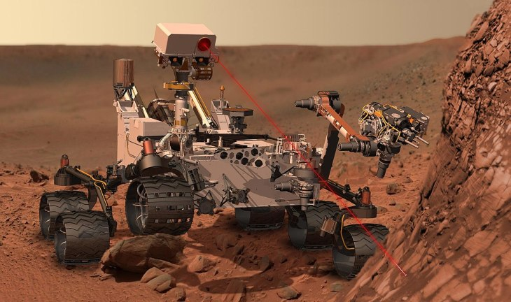 sciencepod mars rover