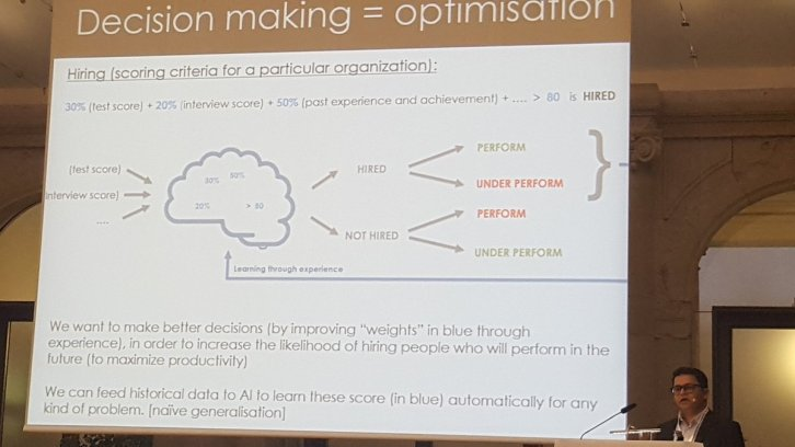 sciencepod decision making is optimisation #sciencepublishing #ape2018 #acadape