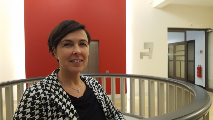 Yvonne Campfrens speaks with sciencepod
